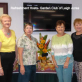 November 2016 Garden Council Meeting